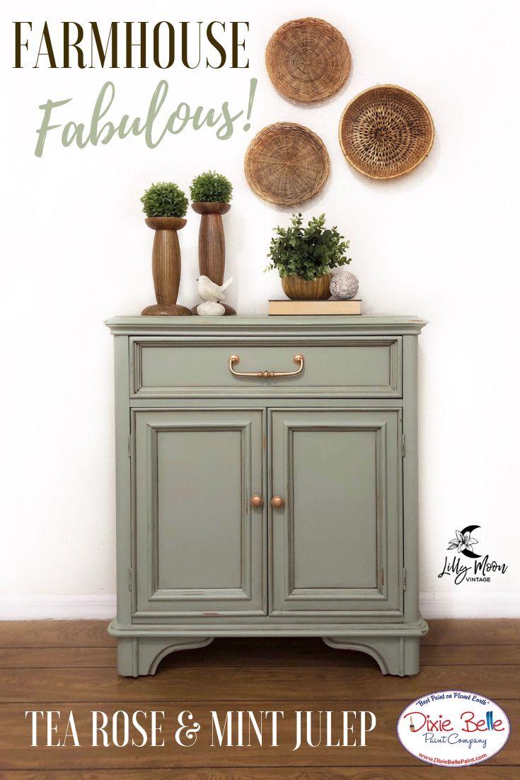 Create Farmhouse Fabulous With Dixie Belle Paint Shop Now
