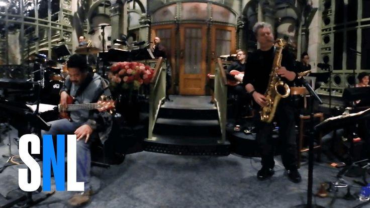 SNL Band Rehearsal (360 video)