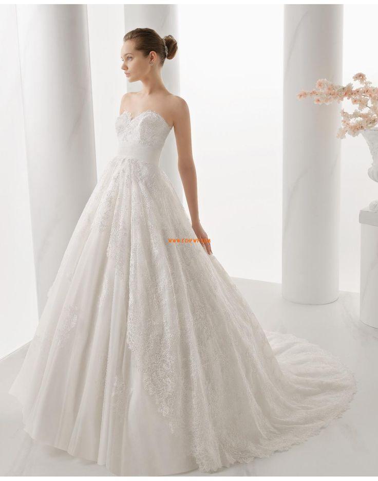 Jaro 2014 Srdíčko Zip Svatební šaty 2014