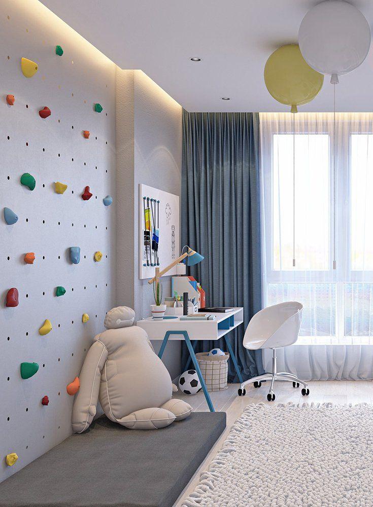 Kinderzimmergestaltung Für Jungen Mit Baymax Als