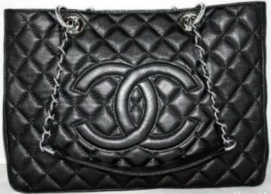 Chanel Cambon Tote with Chain handle