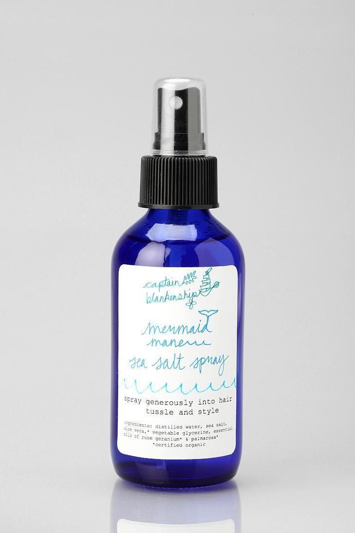 mermaid sea salt hair spray reviews