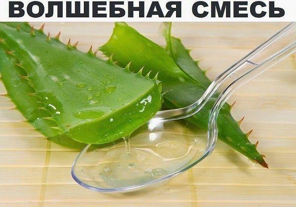 Ваш личный врач.: Волшебная смесь академика Филатова