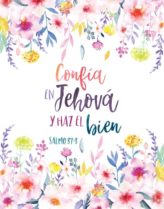 Confiar en Jehová  2017 Yeartext  descarga Digital
