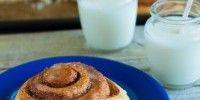 Cinnamon rolls. Najlepszy przepis na bułeczki cynamonowe