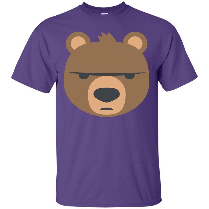 Big Bear Emoji T-Shirt