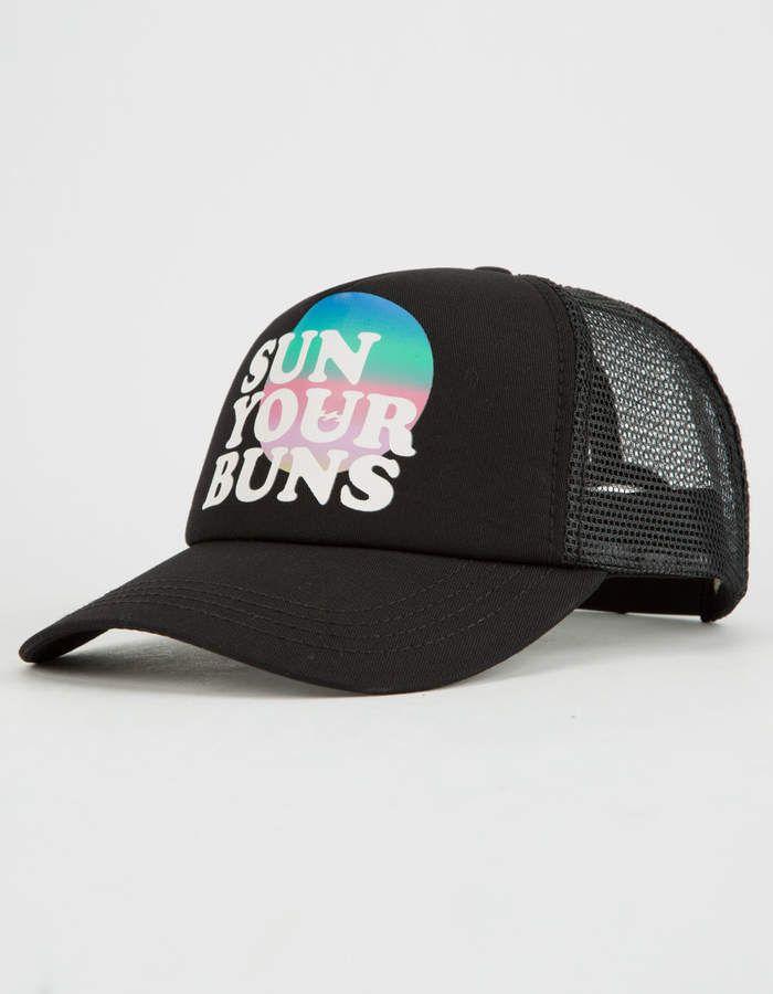 d29db75e322ae ... ireland billabong sun your buns womens trucker hat tillys ad billabong  hat truckerhat hatlife 5655a 48ad1