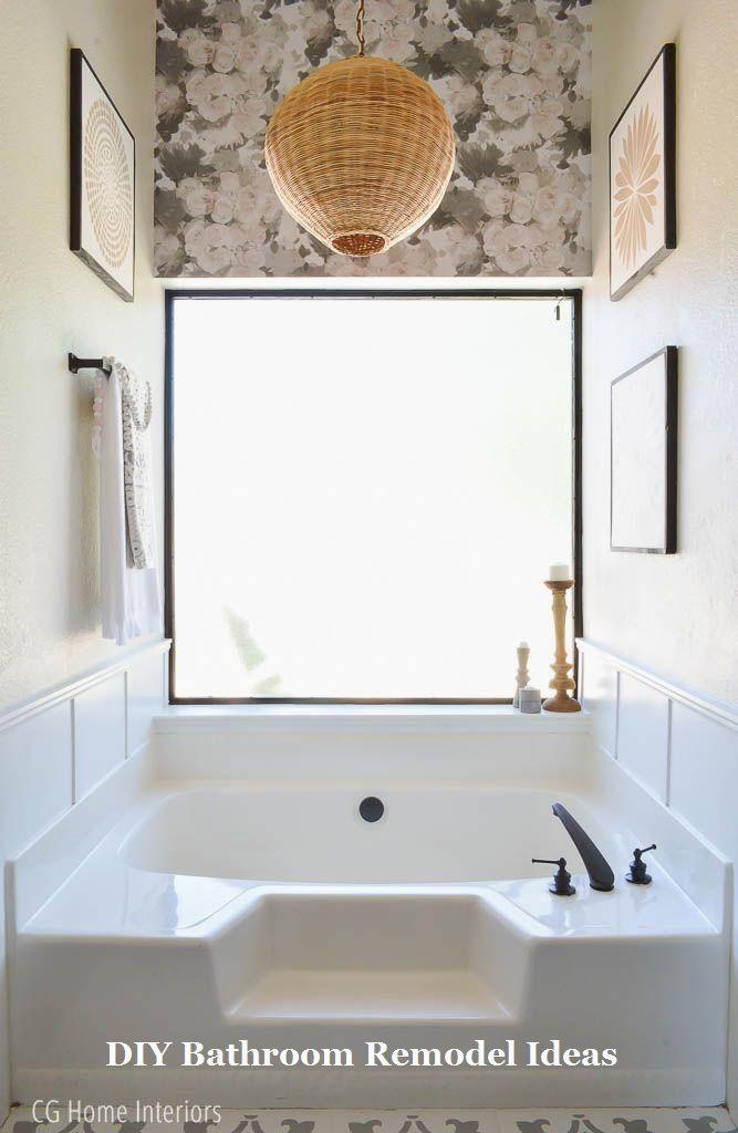 15 Incredible Ideas For Bathroom Makeover 4 Bathroom Diy Remodel