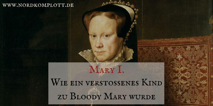 """Mary Tudor, spätere Mary I. und unrühmlich als Bloody Mary in die Geschichte eingegangen: Sie war das einzige, überlebende Kind aus der Ehe von Heinrich VIII. und Katharina von Aragon. Doch ihr größter """"Makel"""" war, dass sie kein Junge war. Ihr Vater war erst der zweite Monarch der Tudordynastie, die gerade einmal etwa ein Vierteljahrhundert an der Macht war. Er fürchtete, dass die Tage der Ros ..."""