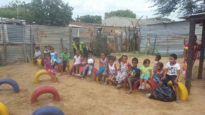 Policía Nacional entregó Parque Ecológico Infantil en Maicao