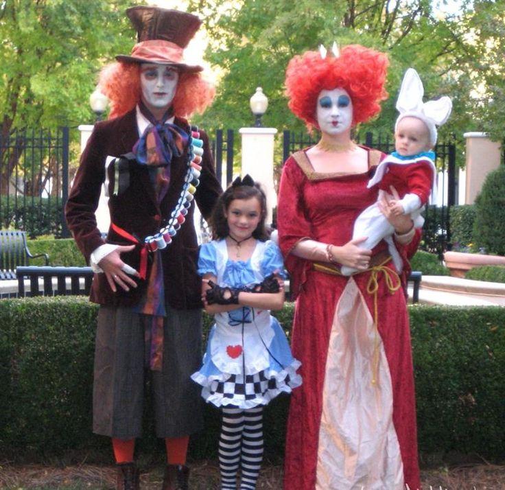Костюмы на хэллоуин своими руками для девочек