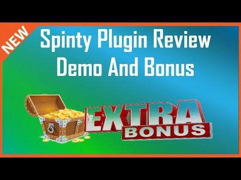 Spinty Review | Spinty Bonus And Demo - YouTube