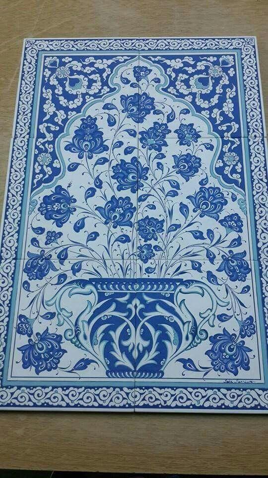 Ottoman Iznik Tiles