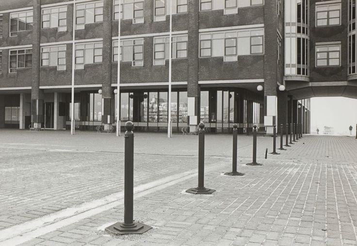 Stadhuisplein met onderdoorgang