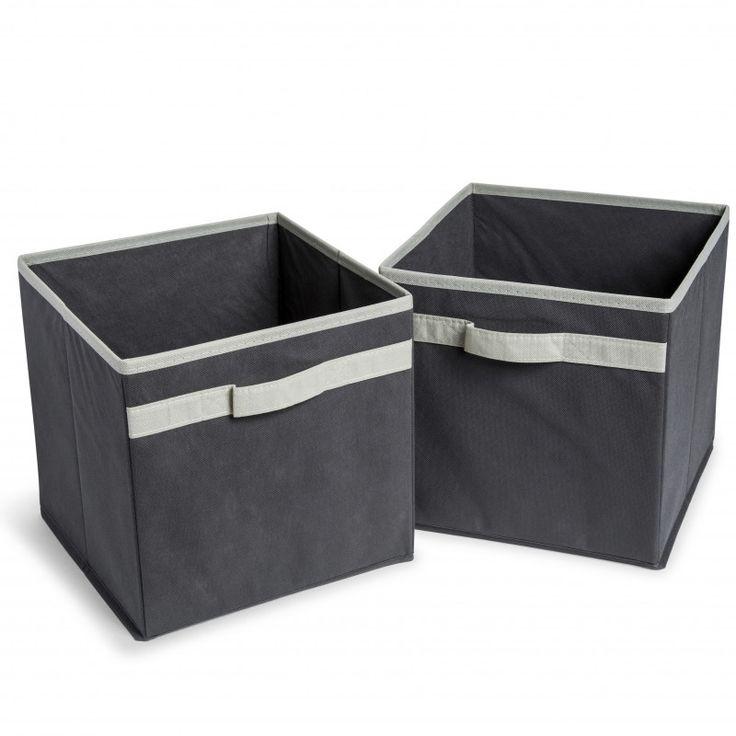 collapsible storage bins 2 pack | Five Below