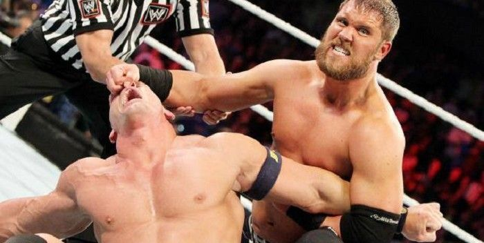 Curtis Axel And Rosa Mendes Name Their Finishers