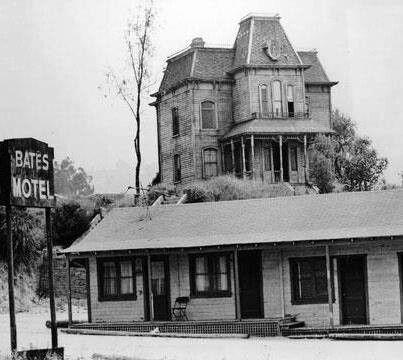 Bates Motel / Psicho