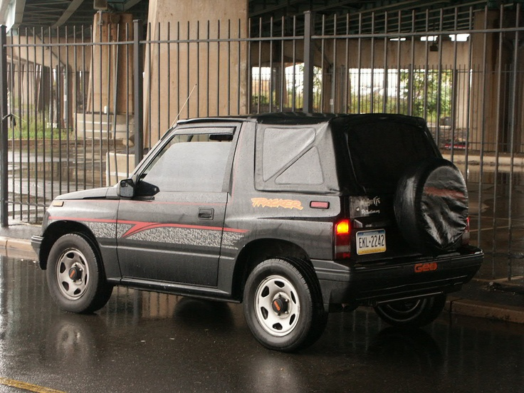 39 best my kind of ride images on pinterest dream cars old cars 1997 geo tracker sciox Images