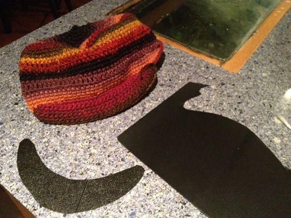 Men S Brim Crochet Hat The Crochet Crowd Crochet Hats Crochet Crowd Make Your Own Hat