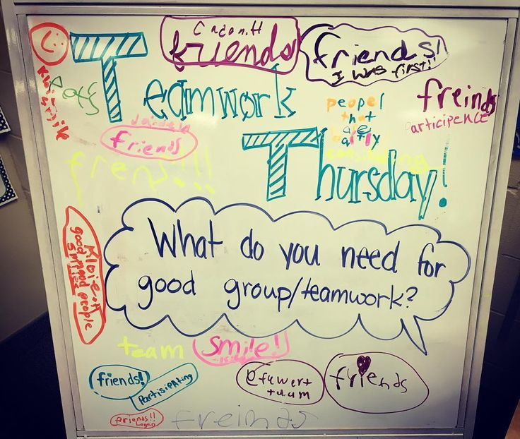 Thursday's morning message! #4KP #miss5thswhiteboard