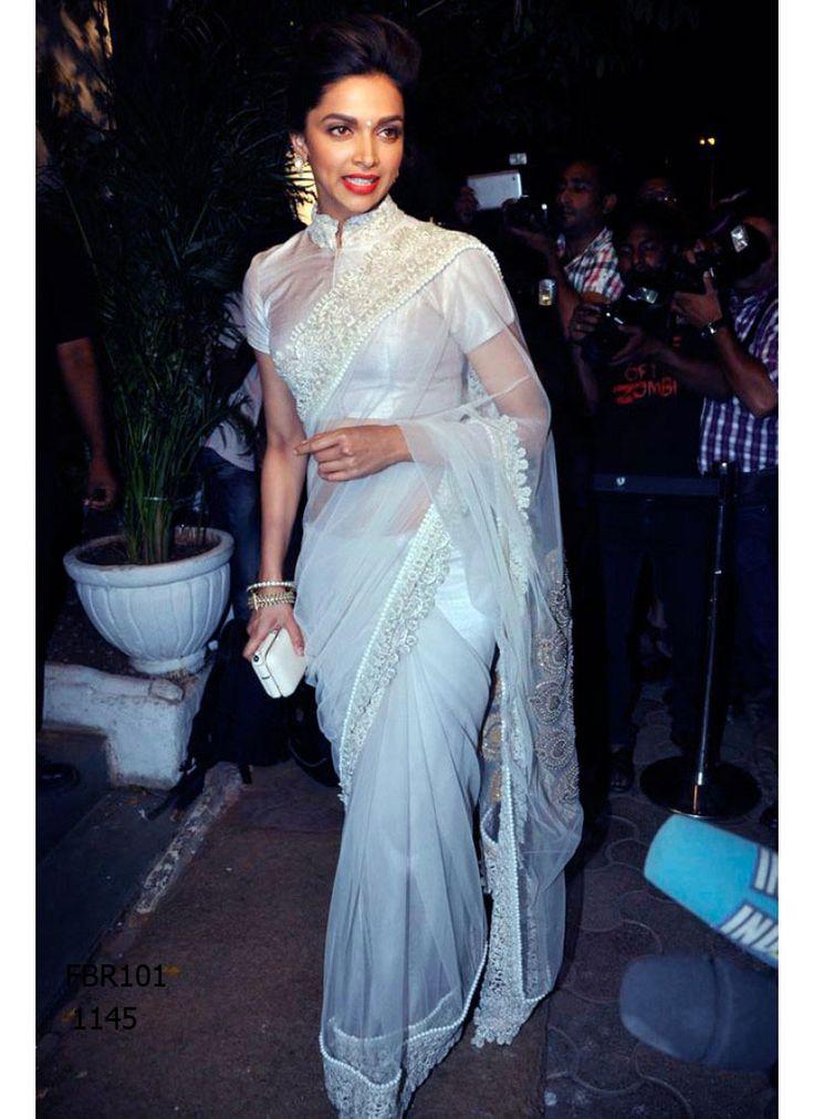 13 best Fabboom New Deepika Padukone In Saree. images on Pinterest ...