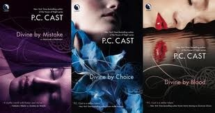 Divine Series by P.C Cast. -- Could have done with out the last one, but loved the first two