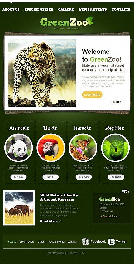 Шаблон TM46325 Тип: Шаблоны Facebook HTML CMS $59