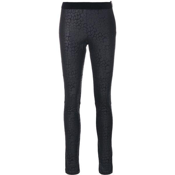 Diesel P-Elmy leggings ($158) ❤ liked on Polyvore featuring pants, leggings, black, side zipper pants, plaid leggings, diesel pants, legging pants and tartan plaid pants
