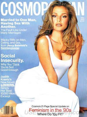 Bridget Hall - May 1994