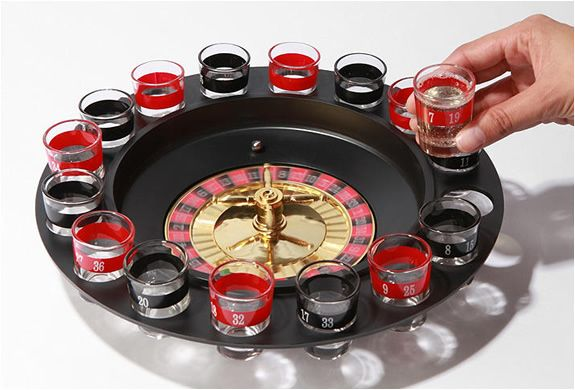 SHOT ROULETTE ... What do you think Jen!  I may just have to get this!