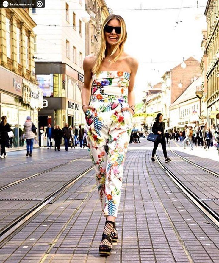 Colora le tue passeggiate in città con questa magica tuta Imperial Fashion, ti aspettiamo nei nostri #store.