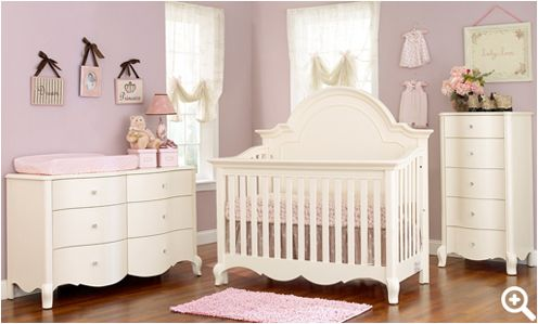 Suite bebe Victoria crib $400 Burlington Coat Factory