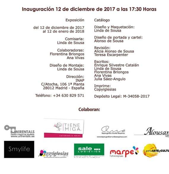#Arte y #Solidaridad con #MensajerosdelaPaz.Una iniciativa preciosa de #Arte y #Solidaridad. Junto con el #PadreAngel. Entrando en el link podéis ver toda la información respecto al evento, día de inauguración de la #Exposición , duración de la misma y una de las obras que serán expuestas de la #Pintora Rosa Moreno de Castro.