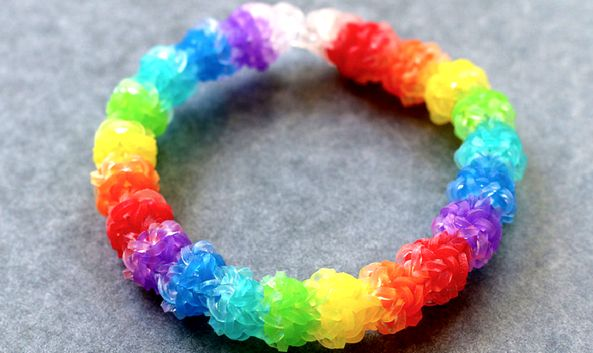 Cool New Loom Bands Gum-Drop Bracelets - Loom n Bands