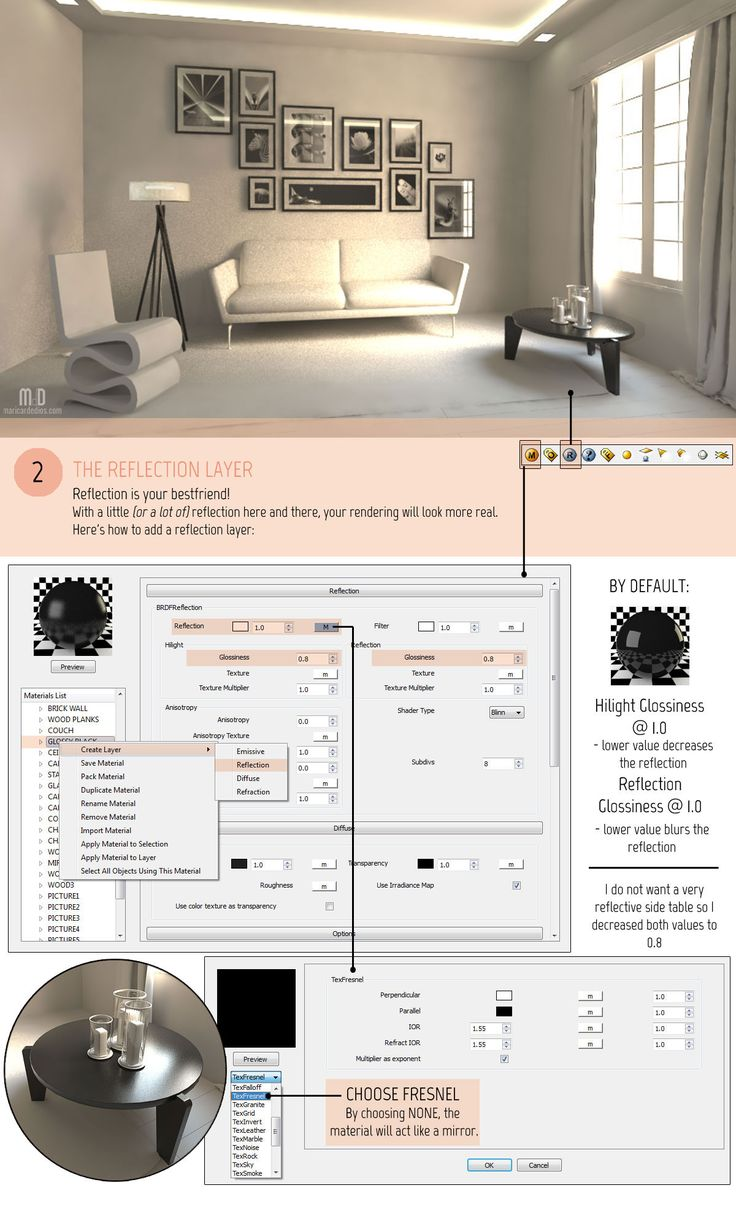 After discussing the basics of Vray for SketchUp Illumination, I'm moving forward with this tutorial by attempting to explain and demonstrate the different Vray materials and textures setting…