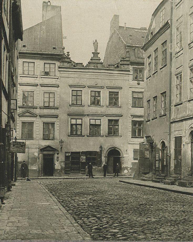 Warszawa 1890-99