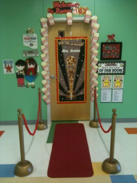 Love The Red Carpet Classroom Decor Pinterest Red