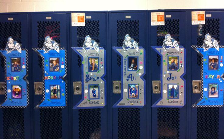 Varsity Locker Room Posters Volleyball Decor Ideas