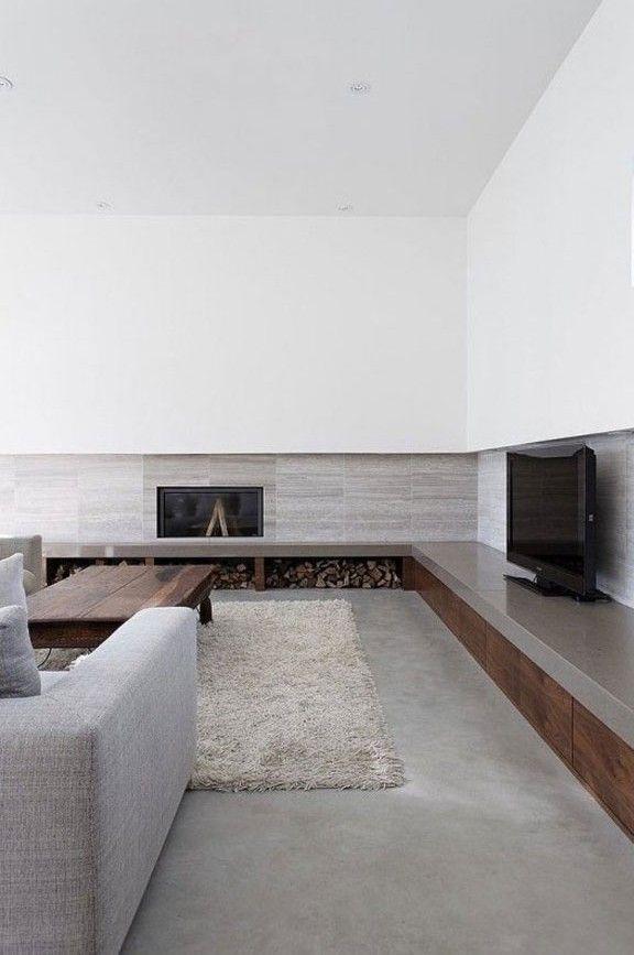 Minimalistischer Raum, Minimalistisches Design, Minimalistische Wohnzimmer,  Moderner Minimalist, Moderne Innenarchitektur, Interieur Styling, ...