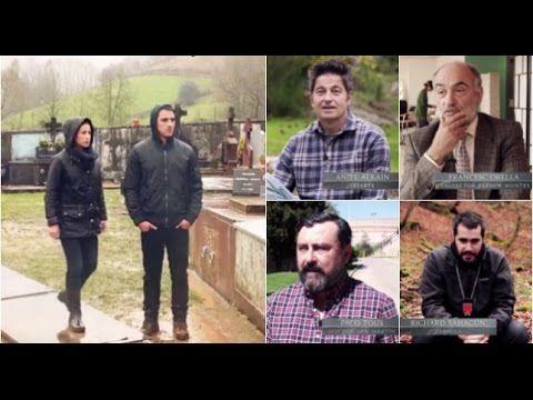 'El guardián invisible'  – Videoblog: Conocemos al equipo que ayudará a Amaia Salazar - YouTube