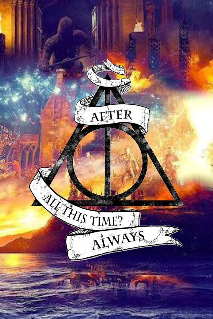 Ein Teil Von Mir Mochte Dass Dies Eine Tatowierung Auf Meinem Arm Ist Aber Idk Ch Harry Potter Background Harry Potter Images Harry Potter Wallpaper