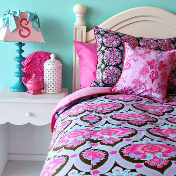 Aqua And Pink Bedroom Ideas: Best 25+ Aqua Bedding Ideas On Pinterest