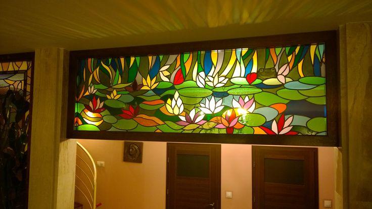 http://glassatelier.otwarte24.pl/65,roslinny-lilie , www.glassatelier.pl , www.polanhandmade.pl
