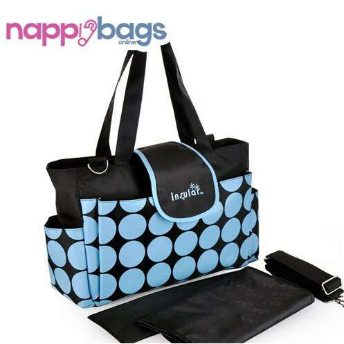 Adeline Euro Baby Hi Capacity Nappy Diaper Carry Bag //Price: $46.12 & FREE Shipping //     #parenting