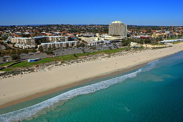 Scarborough Beach. Perth. Western Australia.