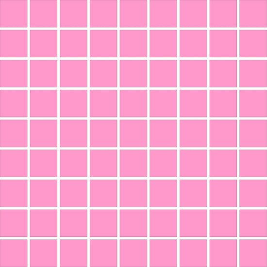 pink cube