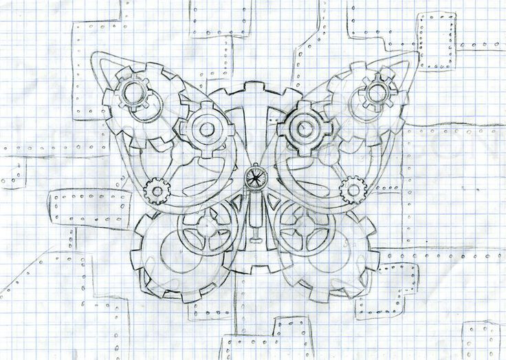 25+ best ideas about Butterfly Drawing Images on Pinterest ...