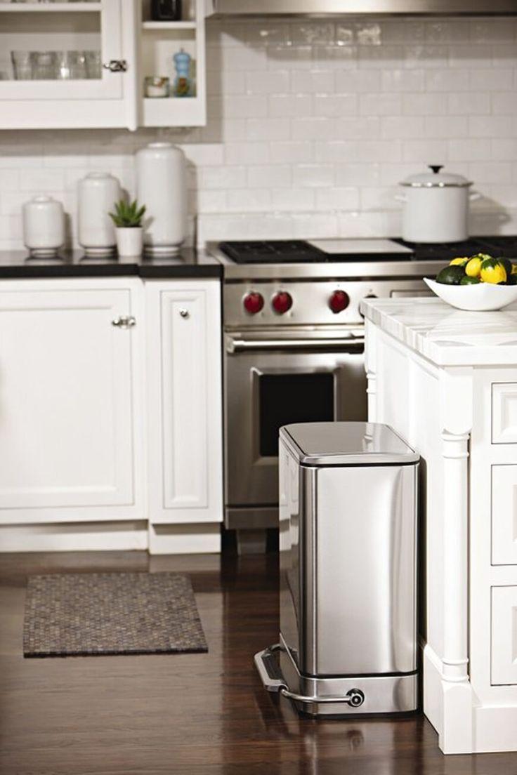 Beautiful Elas São As últimas Da Lista Dos Objetos Decorativos Para Cozinha, Banheiro  Ou Escritório,. Trash Can IdeasKitchen ...