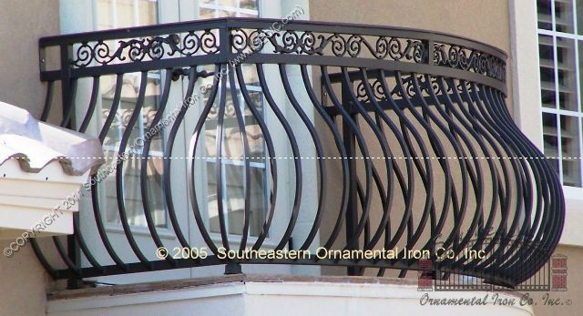Custom Aluminum Deck Railing built to  your exact opening or application. We work with architects, Interior designers, builders and individuals to achieve the perfect design they are looking for.  We build and ship our products worldwide. Balcony Railing Galleries:  http://www.southeasternornamental.com/deck_railing_1.htm http://www.southeasternornamental.com/deck_railing_2.htm http://www.southeasternornamental.com/deck_railing_3.htm Balcony Railing Brochure…