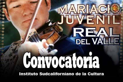 "Comondú: convocatoria para formar parte del ""Mariachi Juvenil Real del Valle"""